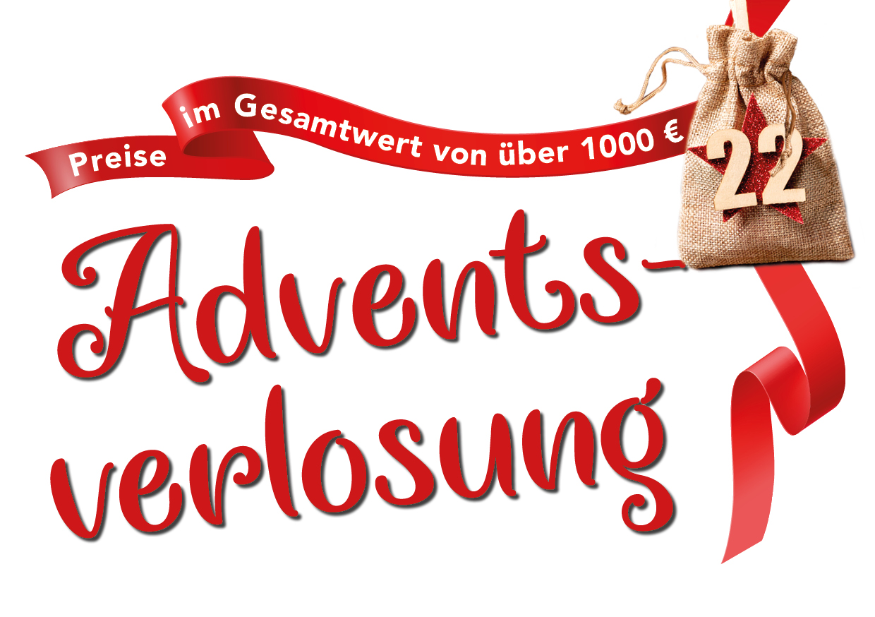 GV Adventsverlosung Header